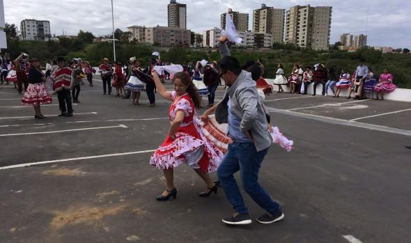 Con Cuecatón, Cesfam de Gómez Carreño promueve actividad física y vida sana
