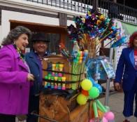 Alcaldesa Virginia Reginato destaca que el mejor 18 se vive en Viña
