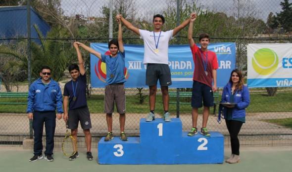 The Kingstown School y Colegio Aconcagua son los primeros ganadores por equipos  de Olimpiada Escolar de Viña del Mar