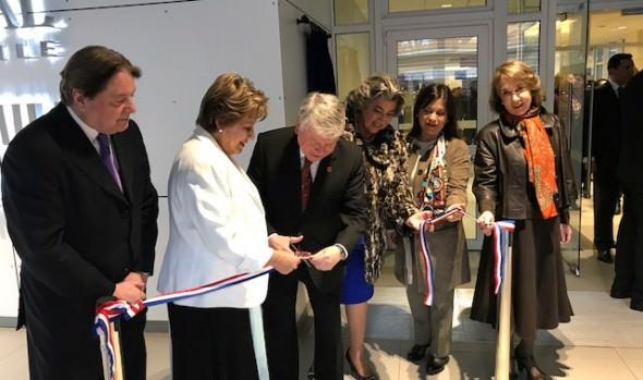 Nuevo y amplio Centro de Justicia de Viña del Mar fue inaugurado por alcaldesa Virginia Reginato