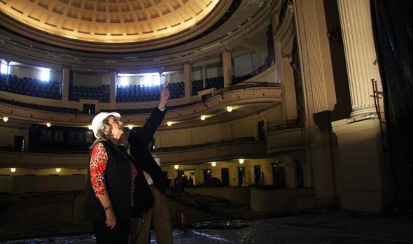 Municipio de Viña del Mar adjudica obras  para restauración definitiva del Teatro Municipal