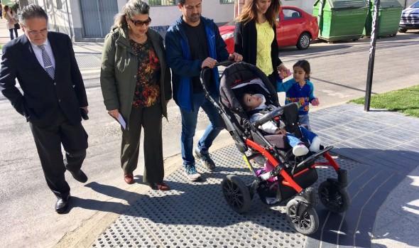 Municipio de Viña del Mar refuerza inclusividad con construcción de nuevos accesos universales en vía pública