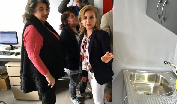 Ampliación de CECOSF Santa Julia, que beneficia a 10 mil personas entregó alcaldesa Virginia Reginato