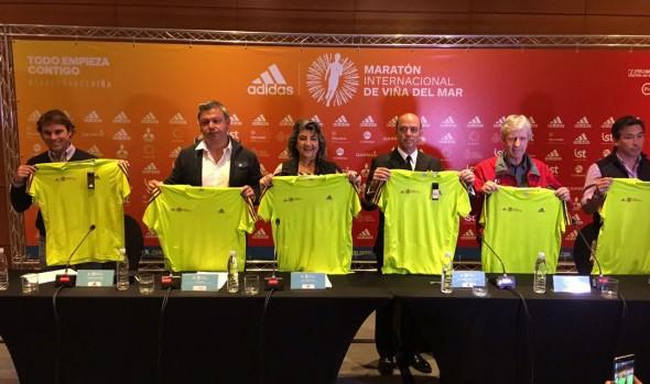 Maratón internacional de Viña del Mar se consolida como una de  la más importante del país