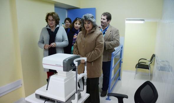 Alcaldesa Virginia Reginato destaca mayores estándares de salud para Viña del Mar