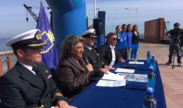 Municipalidad de Viña del Mar invitan a Corrida familiar Armada de Chile