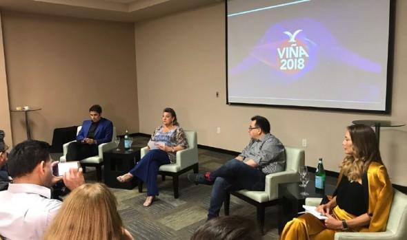 Illapu, Cnco, Ha-ash y Zion & Lennox son los nuevos artistas confirmados por alcaldesa Virginia Reginato para Viña 2018