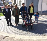 Alcaldesa Virginia Reginato destaca el  plan de gestión para la población Vergara