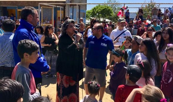 Con caravana y premiación, encabezada por alcaldesa Virginia Reginato, culminan actividades de aniversario en Achupallas y Santa Julia