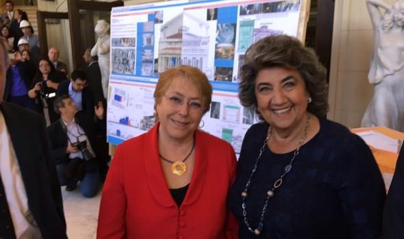 Se iniciaron obras de restauración definitiva del Teatro Municipal de Viña del Mar
