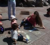 Viñamarinos disfrutaron del  Día del patrimonio infantil en Museo Palacio Rioja y Castillo Wulff