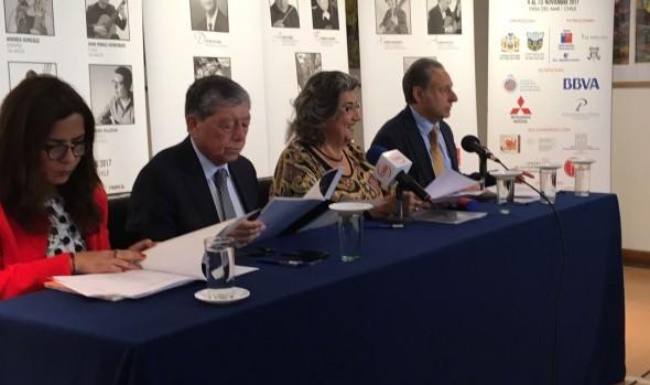 """Guitarristas de 7 países participarán en 44º Concurso internacional de ejecución musical """"Dr. Luis Sigall"""""""