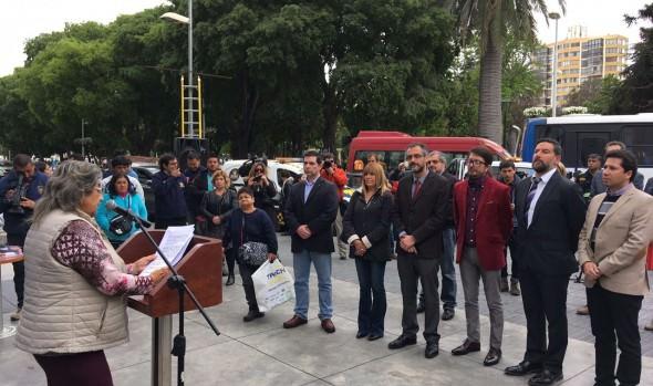 Municipio Viña del Mar inicia campaña informativa de concientización para erradicar el comercio ilegal