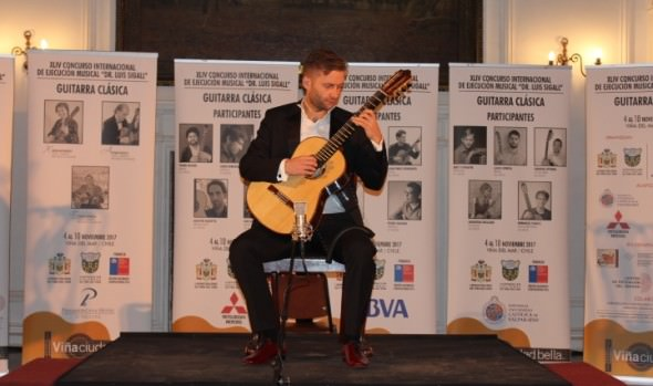 """Hoy eligen en Viña del Mar a los tres finalistas del XLIV Concurso Musical """"Dr. Luis Sigall"""""""