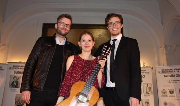 "Guitarristas de Polonia y Chile disputarán final del XLIV Concurso Musical ""Dr. Luis Sigall"""