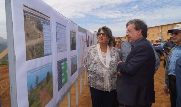 Municipio de Viña del Mar construye más de 100 km. de cortafuegos para la prevención de incendios forestales