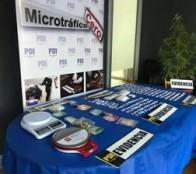 Operativos de la PDI en el combate del microtráfico fueron valorados por alcaldesa Virginia Reginato