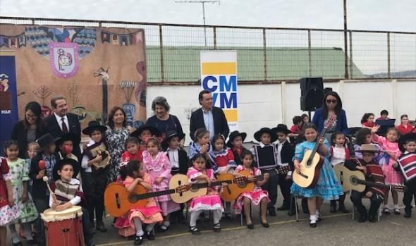 Importante inversión para mejorar infraestructura de escuelas de Recreo y Chorrillos anuncio  alcaldesa Virginia Reginato
