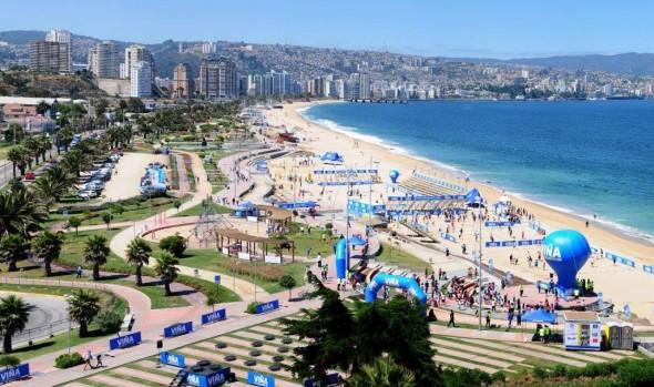 Viña del Mar es destacada como una de las mejores ciudades de Chile y alcaldesa Virginia Reginato es la mejor evaluada del país