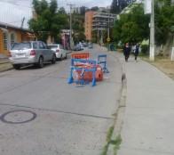 Pronta solución  a reparación de socavón de Limonares gestionó alcaldesa Virginia Reginato