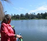 Alcaldesa Virginia Reginato destaca al Parque Sausalito como un nuevo espacio familiar y deportivo