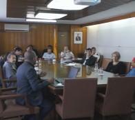 Municipalidad de Viña del Mar realiza reunión para analizar plan de mejoramiento del borde costero para enfrentar marejadas