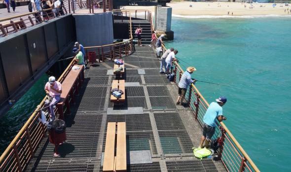 Municipalidad de Viña del Mar informa cierre temporal de muelle Vergara por trabajos de reparación y mantención