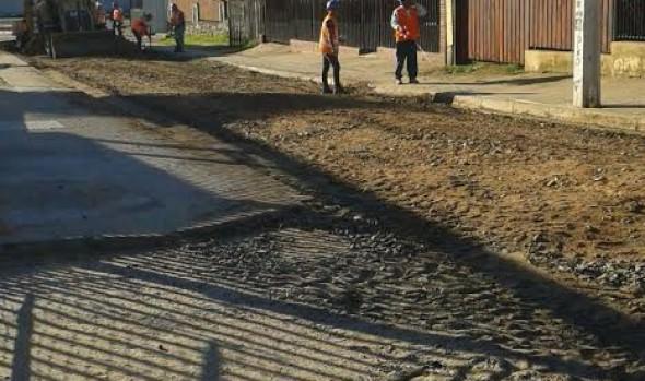 Municipio de Viña del Mar llamó a licitación para elaborar diseños de 57 proyectos de pavimentación