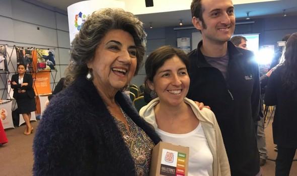 Microempresarios regionales exponen en  VIII  Expo Empresa, que fue inaugurada por alcaldesa Virginia Reginato y Sercotec