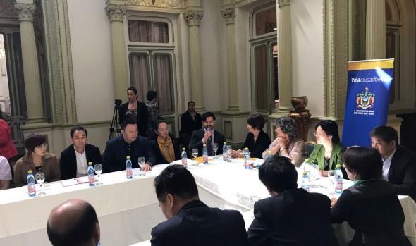 Viña del Mar consolida hermanamiento con ciudad china de Wuxi
