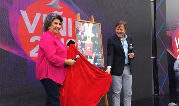 Comenzó la cuenta regresiva para el 59° Festival Internacional de la Canción de Viña del Mar