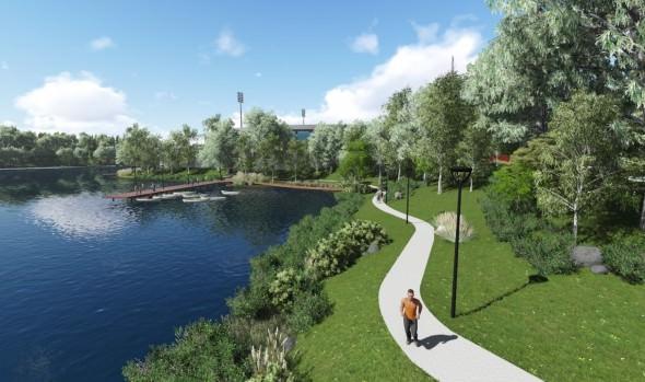 """Municipalidad de Viña del Mar aprueba adjudicación para elaborar diseño del proyecto """"Parque ribereño de Sausalito"""""""