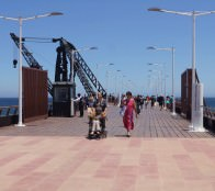 Municipio de Viña del Mar informa nuevo horario para el Muelle Vergara