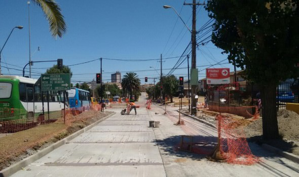 Municipalidad de Viña del Mar informa normalización de tránsito en calles de Gómez Carreño