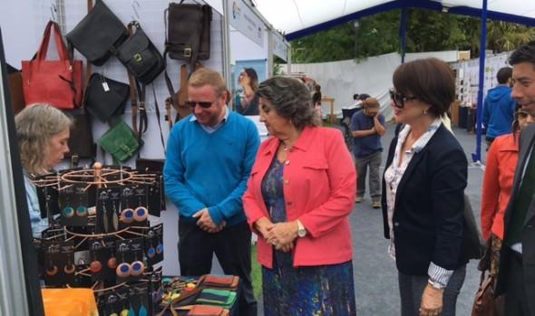 """Destacados artesanos regionales exponen sus trabajos en la 16º  versión de """"Manos Maestras"""" en Viña del Mar"""