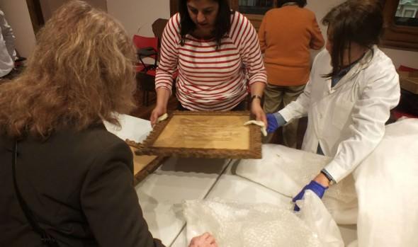 Trabajadores municipales de Viña del Mar se capacitaron en manejo de colecciones gracias a la DIBAM