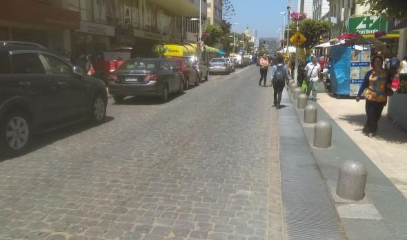 Municipalidad de Viña del Mar informa cierre de calle Valparaíso para fin de semana