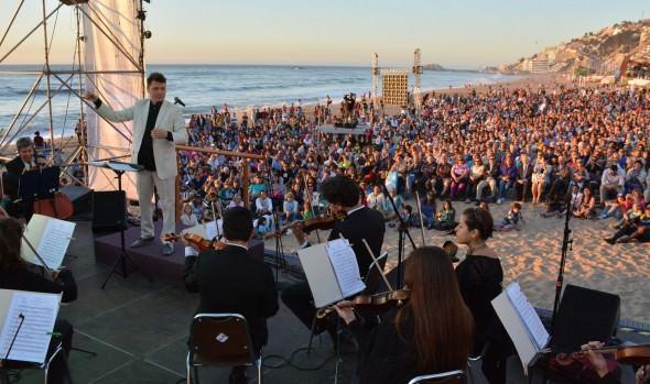 Municipio de Viña del Mar y Universidad Santa María invitan a concierto de Año Nuevo