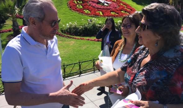 """Sernatur, Municipalidad de Viña del Mar y Carabineros lanzan """"Guía de turismo seguro"""" con consejos de autocuidado"""