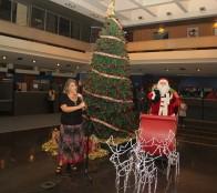 Alcaldesa Virginia Reginato desea feliz Navidad y un  Próspero Año Nuevo 2018