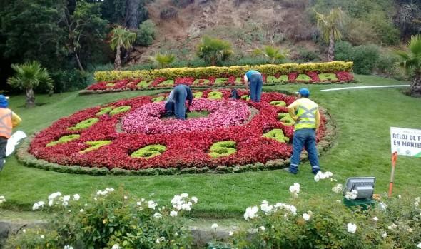 Acciones legales contra jóvenes que manipularon el Reloj de flores interpondrá alcaldesa Virginia Reginato
