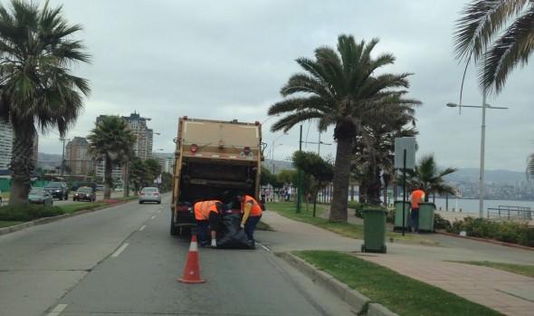 Municipio  de Viña del Mar informa cierre de Av. Perú y estacionamientos en parque del borde costero para año nuevo
