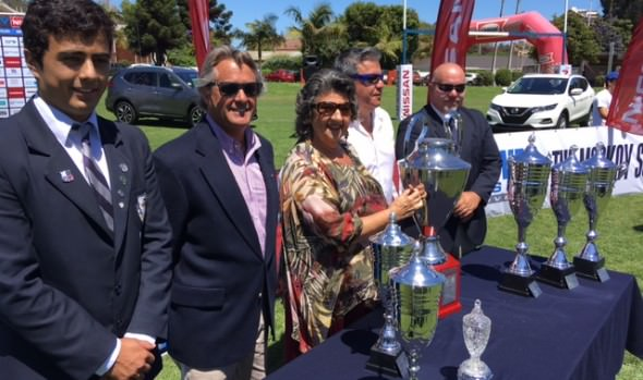 Lanzamiento de XVIII versión del Seven de rugby juvenil fue encabezado por alcaldesa Virginia Reginato