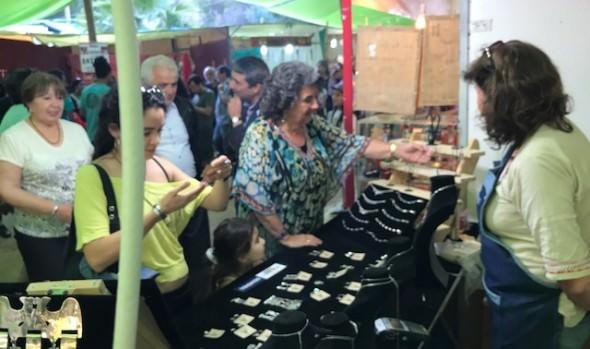 59° Feria internacional de Artesanía de Viña del Mar destaca culturas nacionales e internacionales