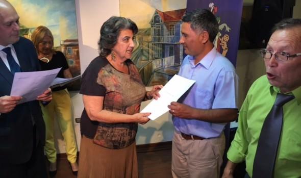 Municipio de Viña del mar capacitó a conserjes en curso OS-10