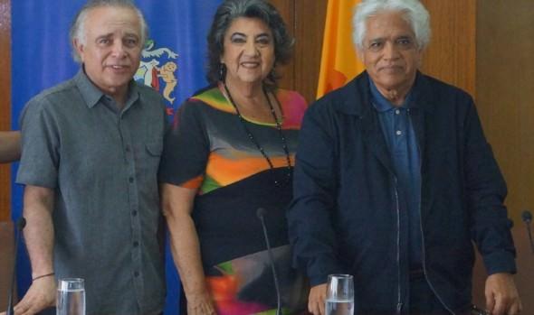 """Municipalidad de Viña del Mar invita a concierto de Fernando Ubiergo y Roberto Bravo para celebrar  40 años del triunfo de """"El tiempo en las bastillas"""""""