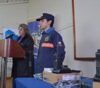 Municipalidad de Viña del Mar obtuvo fondos para ambulancia y equipos de comunicación