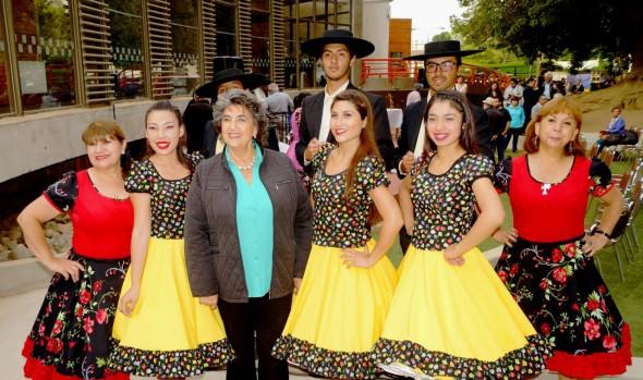 Tradicional Misa Latinoamericana se realizó en el parque Potrerillos