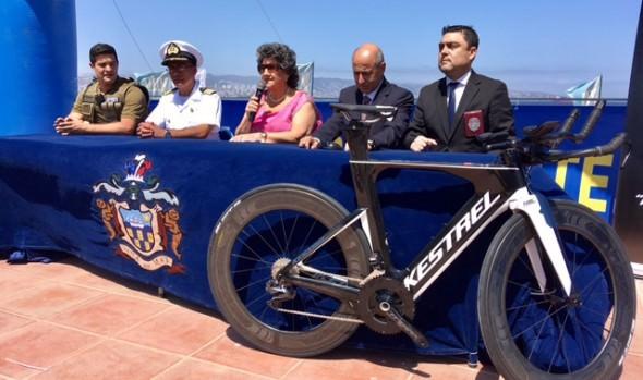 Triatlón Internacional Viña del Mar reunirá a deportistas de cuatro países