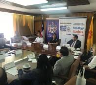 Consejo Comunal de Seguridad Pública de Viña del Mar realizó su primera sesión del año destacando labor de la Armada